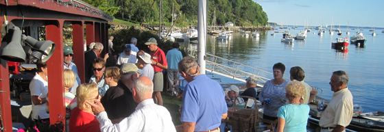 The Rockport Boat Club